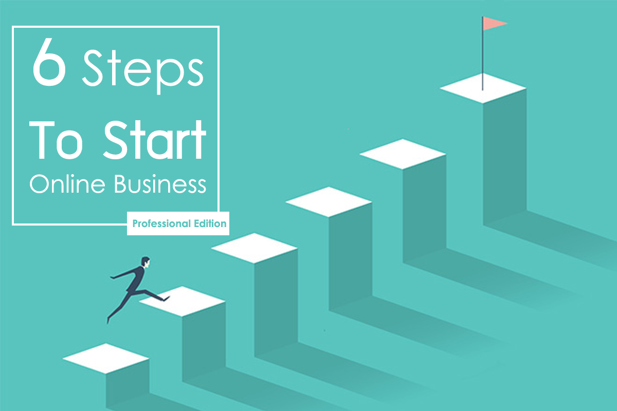 areyoucodingenough - 6 Steps to start online business